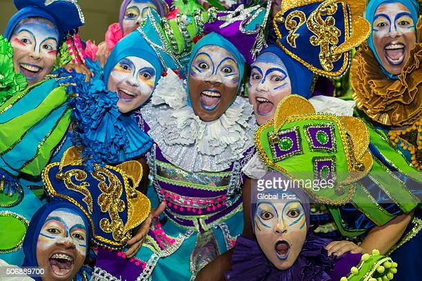 carnaval - brazil - mardi gras parade stock photos and pictures