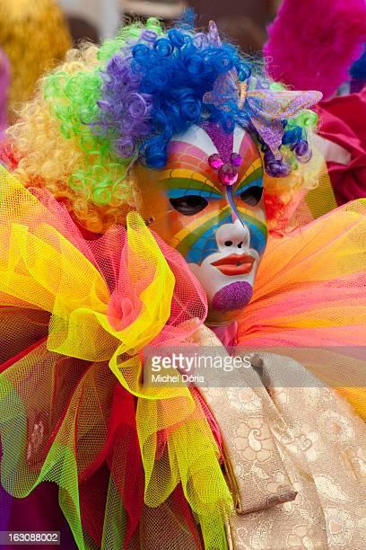 Carnaval e de cor