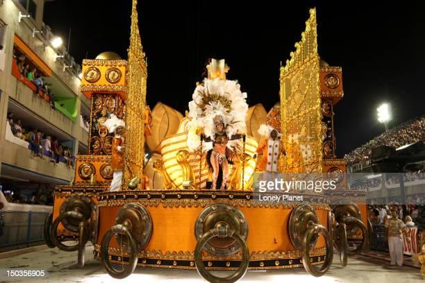 Carnaval float.