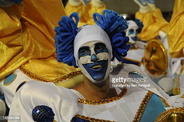 carnaval rio 2009 sambodromo - karneval von rio de janeiro stock-fotos und bilder