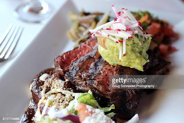 carne asada - carne assada imagens e fotografias de stock