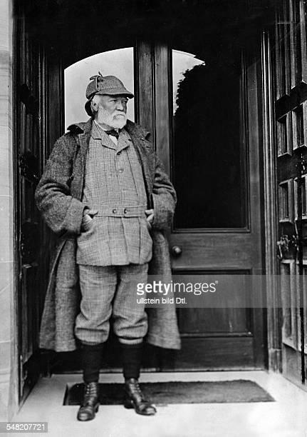 Carnegie Andrew Industrialist Entrepreneur USA *25111835 1910 Photographer Philipp Kester Vintage property of ullstein bild
