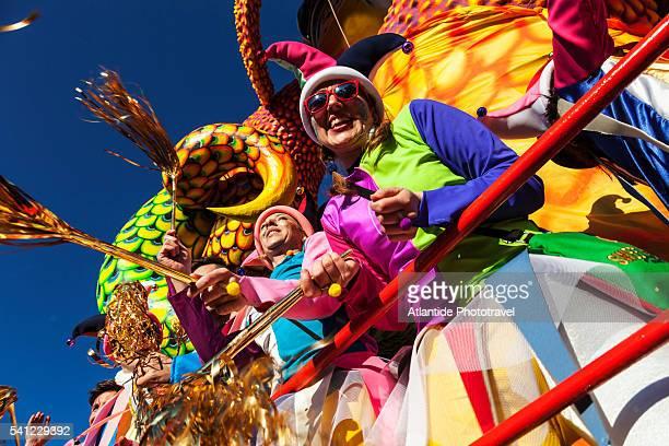 Carnevale di Viareggio in Versilia