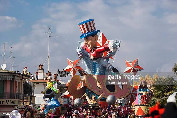 Carnevale (Carnival) di Viareggio