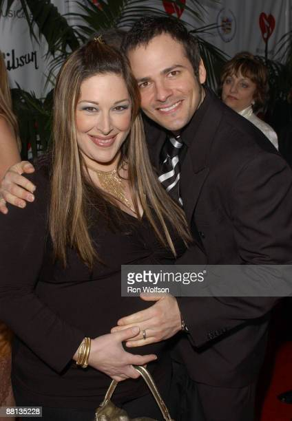 Carnie Wilson and husband Rob Bonfiglio Photo by Ron Wolfson/WireImage for The Recording Academy