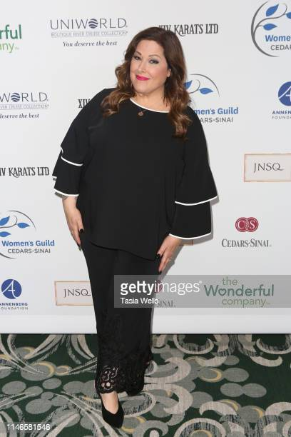 Carnie Wilson attends the Women's Guild CedarsSinai Annual Gala at the Beverly Wilshire Four Seasons Hotel on May 02 2019 in Beverly Hills California