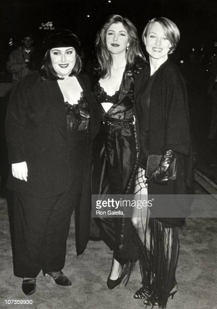 Carnie Wilson Wendy Wilson and Chynna Phillips during EMI Music Worldwide Party at The Hudson Theater in New York City New York United States