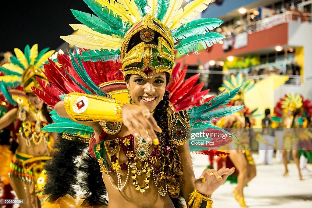 Carnival 2014 : Stock Photo