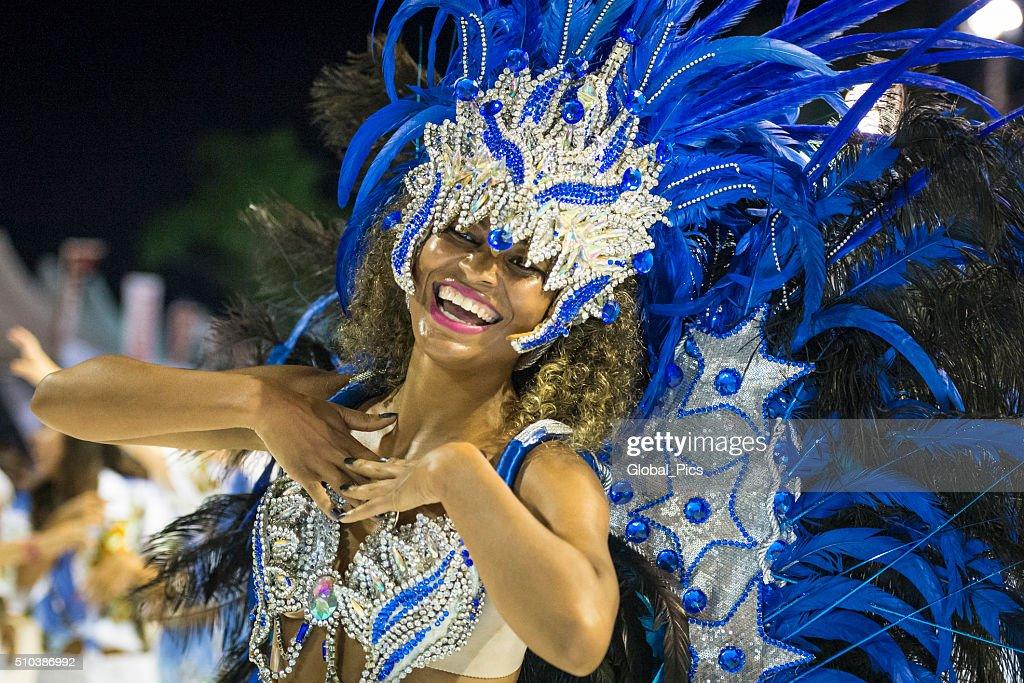 Carnaval de 2016 : Foto de stock
