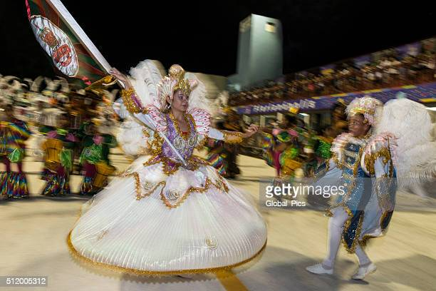 carnaval 2016 - mardi gras girls stock photos and pictures