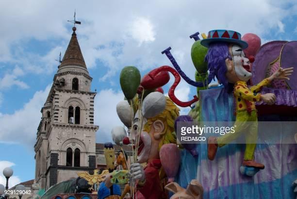 Carnival Acireale Sicily Italy Europe