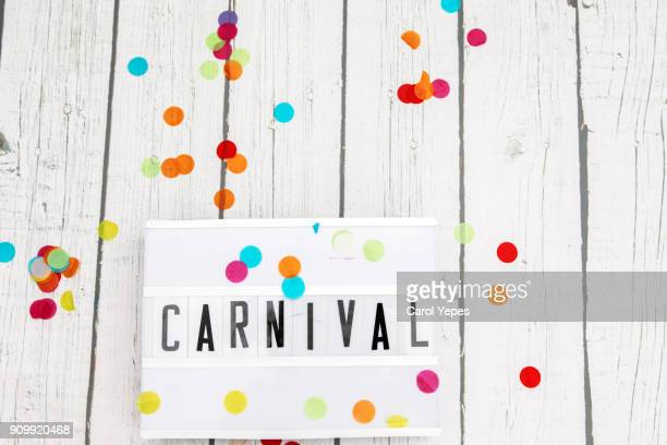 carnival and party background