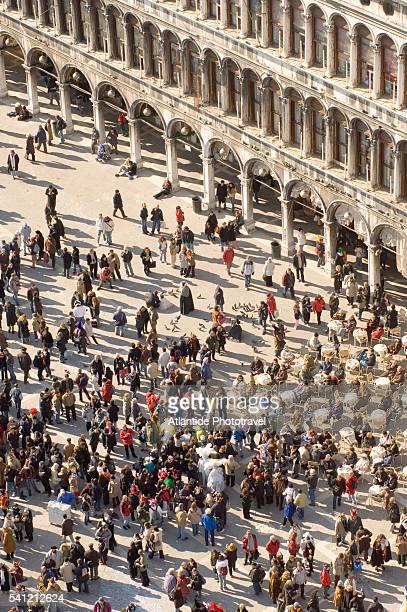 Carnival at San Marco Square
