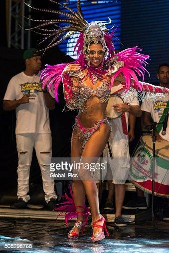 Carnival Brazil Battery Of The School Of Samba Denominated