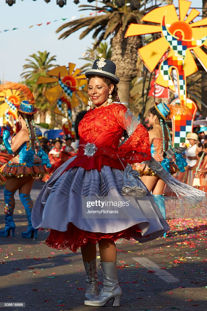Carnival Dancer : Stock Photo