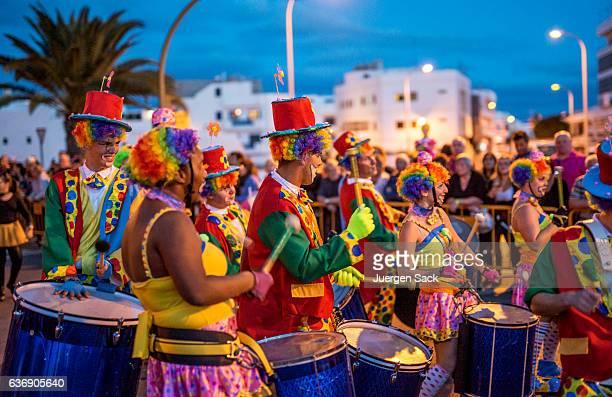 Carnival in Lanzarote