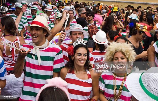カーニバルのリオデジャネイロ