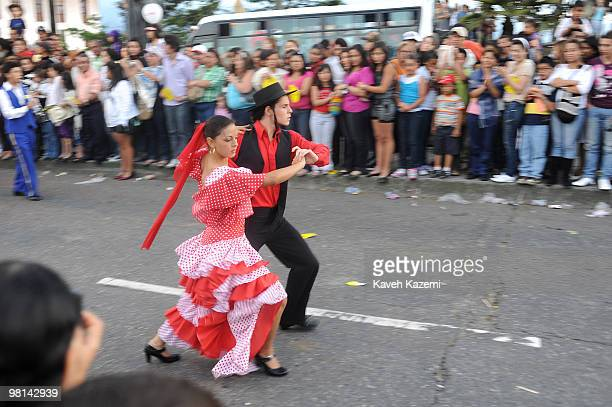 Carnival in the city during the annual 'Manizales Fair' The Manizales Fair was born in 1951 with the first centenary of the city It began with the...