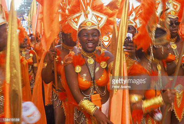 carnival in trinidad - trinidad carnival stock pictures, royalty-free photos & images