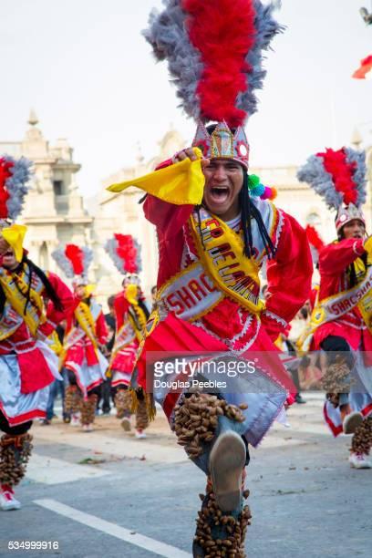 carnival, mardi gras, ciudad de los reyes, historic center of the city, lima, peru - gras stock pictures, royalty-free photos & images