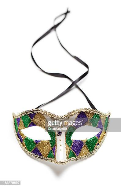 carnival mask - mardi gras stock pictures, royalty-free photos & images