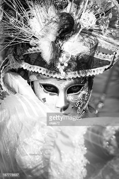 Carnival mask, Venice 2011