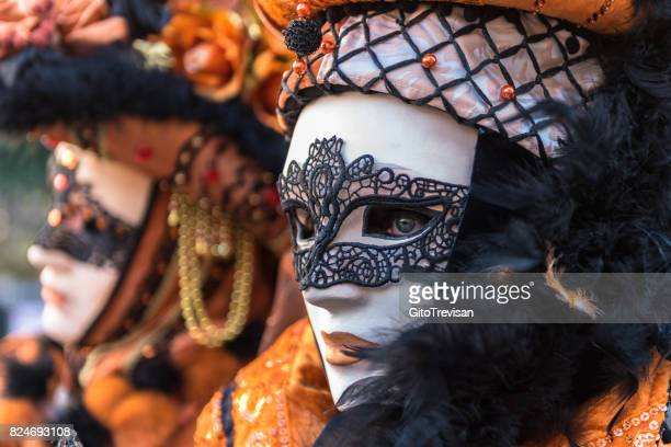 Carnival masks of Venice