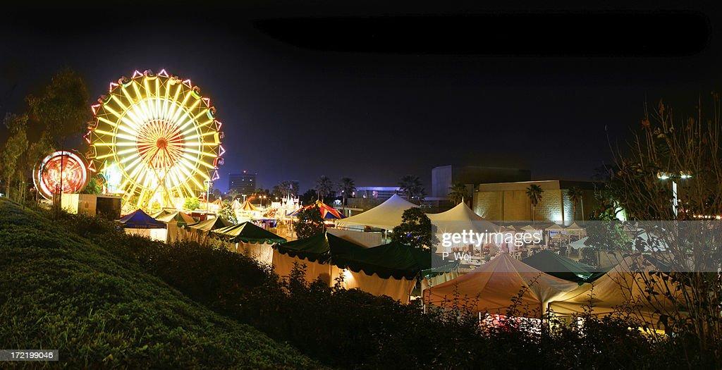 Carnival Night : Stock Photo