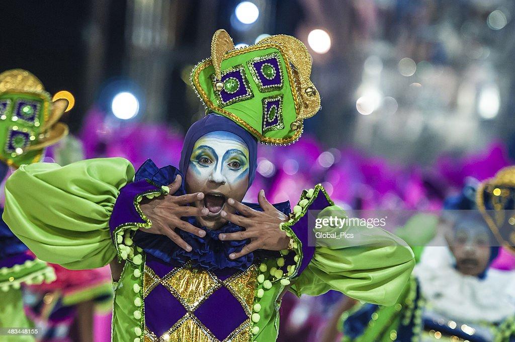 Carnival Parade : Stock Photo