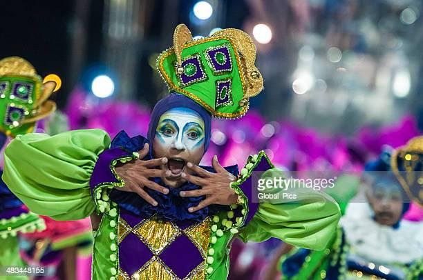 desfile de carnaval - desfiles e procissões - fotografias e filmes do acervo