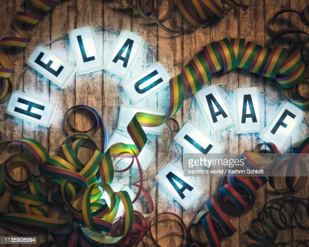 carnival - februar stock-fotos und bilder