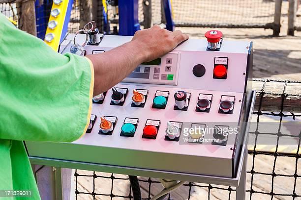 Carnival Ride Operator