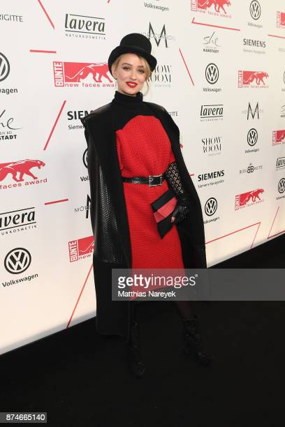 Caro Cult attends the New Faces Award Style 2017 at The Grand on November 15 2017 in Berlin Germany