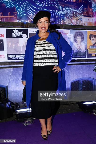 Caro Emerald attends the MTV Netherlands after party during the MTV EMA's 2013 on November 10 2013 in Amsterdam Netherlands