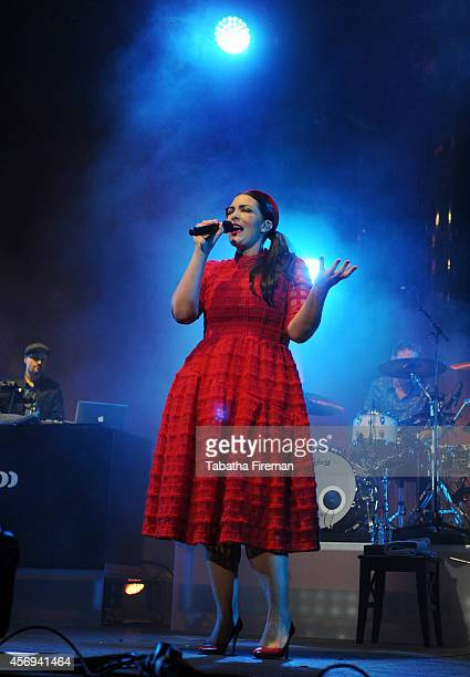 caro emerald stock photos and pictures getty images. Black Bedroom Furniture Sets. Home Design Ideas