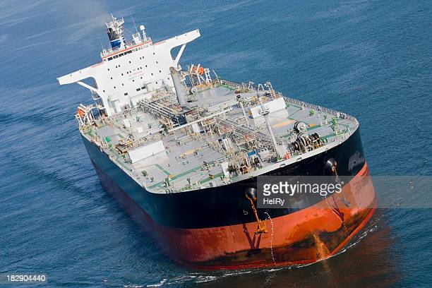 caro ship - tanker stock photos and pictures