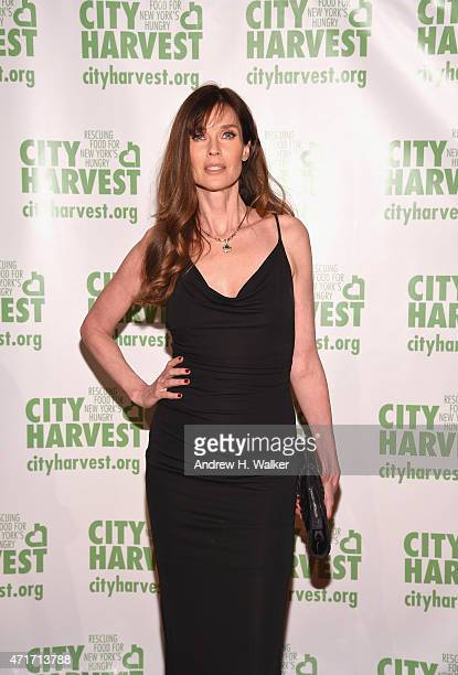 Carol Alt attends City Harvest's 21st Annual Gala - An Evening Of Practical Magic at Cipriani 42nd Street on April 30, 2015 in New York City.