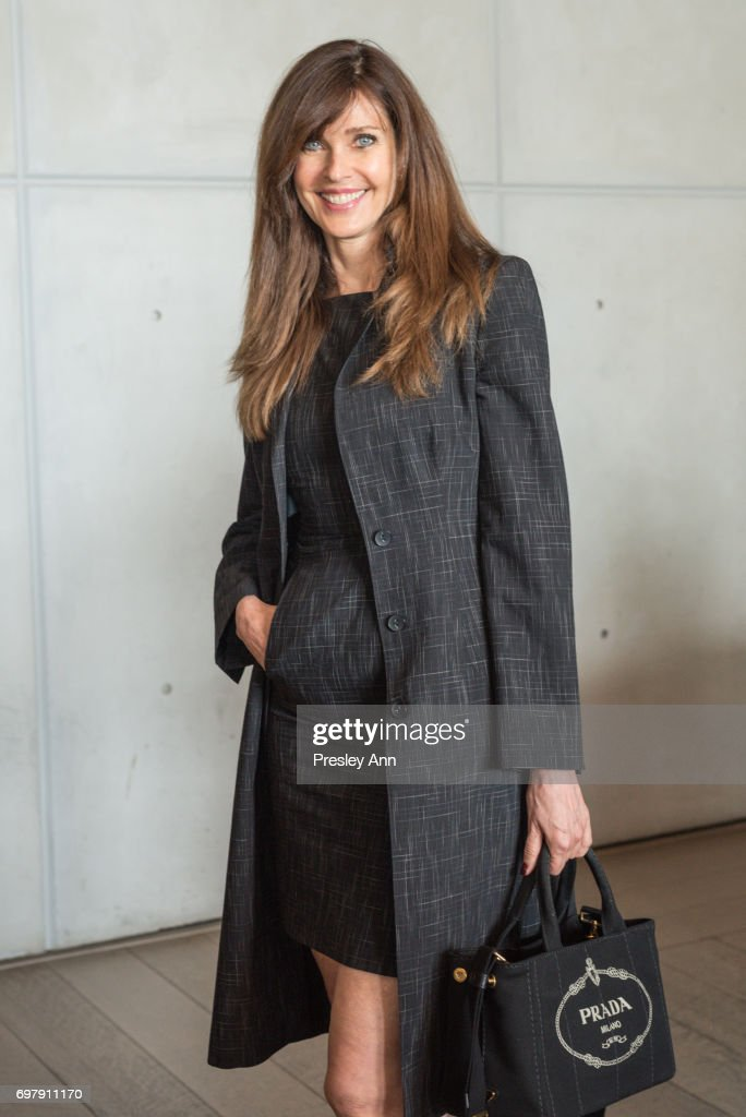 Carol Alt attends Special Women's Power Lunch Hosted by Tina Brown at Spring Place on June 19, 2017 in New York City.