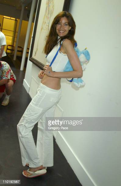 Carol Alt during 11th Annual Kids for Kids Celebrity Carnival to Benefit the Elizabeth Glaser Pediatric AIDS Foundation Inside at Industria...