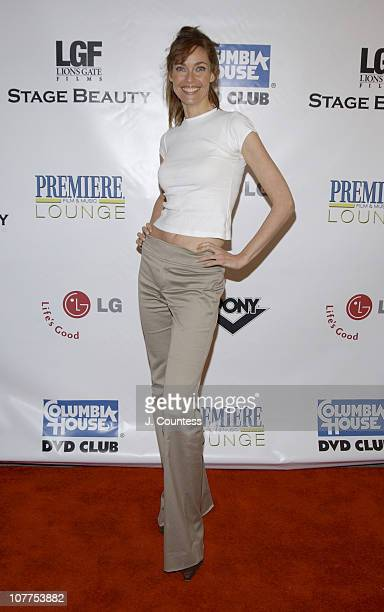 """Carol Alt during 3rd Annual Tribeca Film Festval - Premiere Lounge """"Stage Beauty"""" Premiere - After Party at 323 Lounge in New York City, New York,..."""