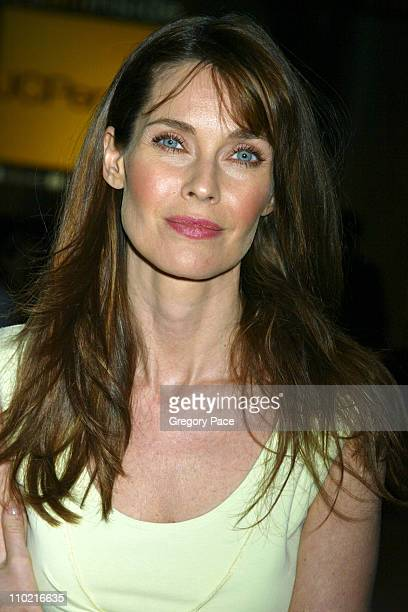Carol Alt during Nicole by Nicole Miller Fashion Show Presented by JCPenney Arrivals Backstage and Runway at The Four Seasons Restaurant in New York...