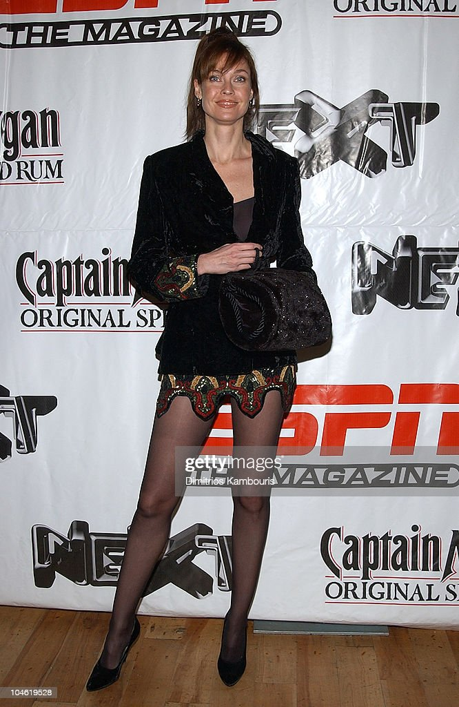 "Party for ESPN The Magazine's ""Next"" 2003 Athlete Year End Issue"