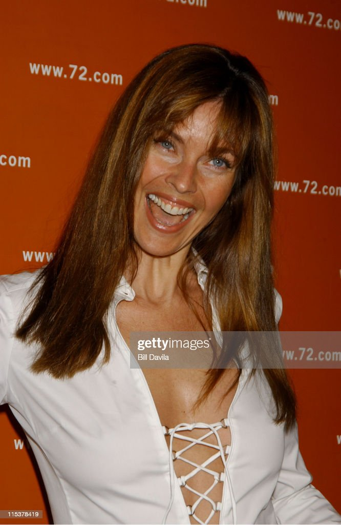 Carol Alt during 'The 72 Names of God' by Kabbalist Rabbi Yehuda Berg at The New Museum of Contemporary Art in New York City, New York, United States.