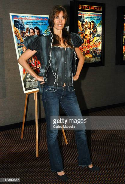 """Carol Alt during """"The Last Shot"""" New York Premiere at Cinema One in New York City, New York, United States."""