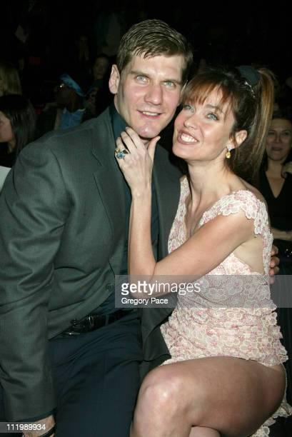 Carol Alt with her boyfriend Alexi Yashin