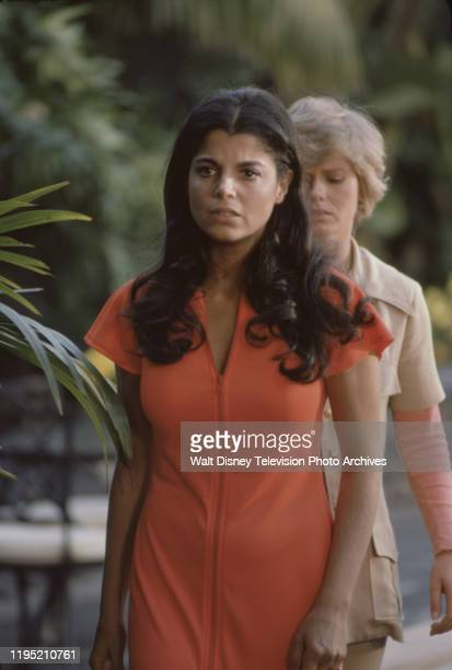Carol Bagdasarian Brooke Bundy appearing in the ABC tv series 'The Wide World of Mystery' episode 'The Centerfold Murders'