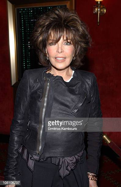 Carol Bayer Sager during Matrix Reloaded New York Premiere Inside Arrivals at Ziegfeld Theater in New York City New York United States