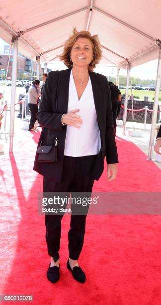 Carol Blazejowski attends the 2017 New Jersey Hall Of Fame Induction Ceremony at Asbury Park Convention Center on May 7 2017 in Asbury Park New Jersey