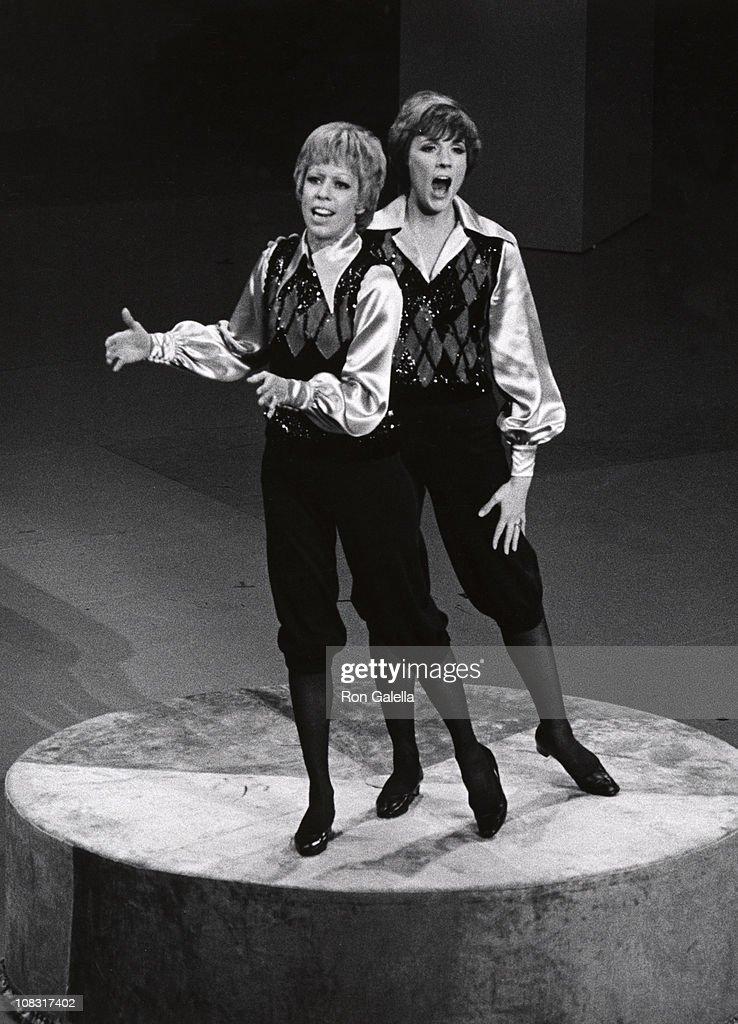 """Julie and Carol"" Show - July 1, 1971 : News Photo"