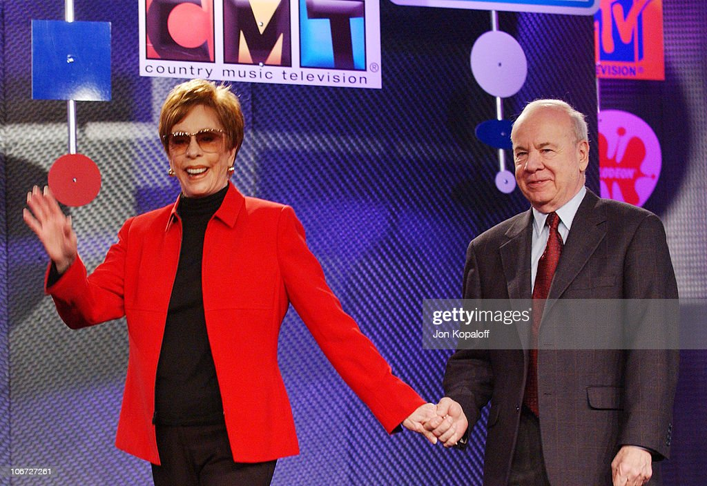 2004 MTV Networks Presentation to The Television Critics Association : News Photo